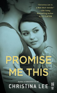 Promise Me This: Between Breaths - Christina Lee