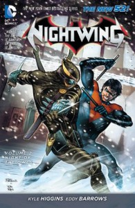 Nightwing, Vol. 2: Night of the Owls - Kyle Higgins
