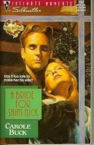 Bride for Saint Nick - Carole Buck