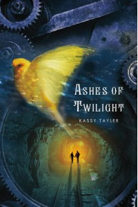 Ashes of Twilight - Kassy Tayler