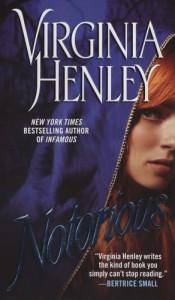 Notorious - Virginia Henley