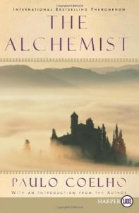 The Alchemist (Large Print) - Alan R. Clarke, Paulo Coelho