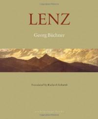 Lenz - Georg Büchner, Richard Sieburth