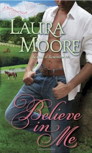 Believe in Me - Laura Moore