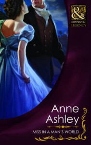 Miss in a Man's World - Anne Ashley