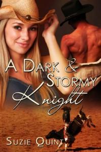 A Dark & Stormy Knight: A McKnight Romance (McKnight Romances) - Suzie Quint