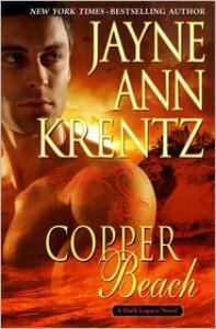 Copper Beach (Dark Legacy Series #1) - Jayne Ann Krentz