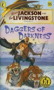 Daggers of Darkness - Luke Sharp