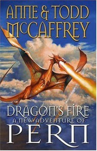 Dragon's Fire - Anne McCaffrey, Todd J. McCaffrey