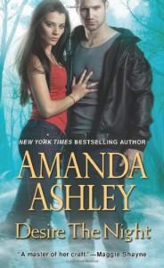 Desire the Night - Amanda Ashley