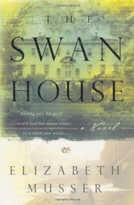 The Swan House - Elizabeth Musser