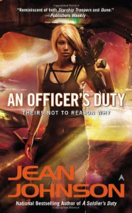 An Officer's Duty (Theirs Not to Reason Why) - Jean Johnson