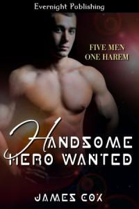 Handsome Hero Wanted - James   Cox