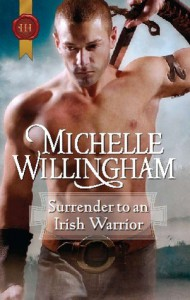 Surrender to an Irish Warrior - Michelle Willingham
