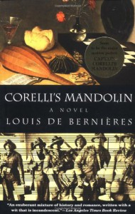 Corelli's Mandolin: A Novel - Louis de Bernières