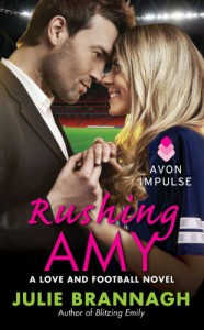 Rushing Amy - Julie Brannagh