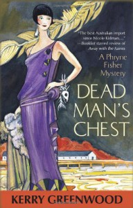Dead Man's Chest: A Phryne Fisher Mystery (Phryne Fisher Mysteries) - Kerry Greenwood