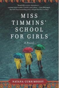 Miss Timmins' School for Girls - Nayana Currimbhoy