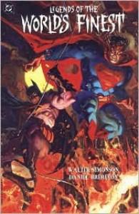 Legends of the World's Finest - Walter Simonson, Dan Brereton