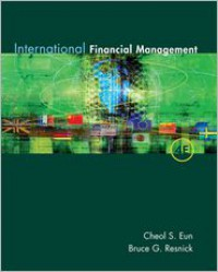International Financial Management - Cheol Eun