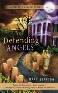 Defending Angels - Mary Stanton