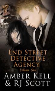 End Street Detective Agency Volume One - Amber Kell, R.J. Scott