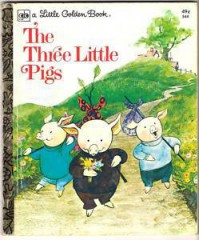 The Three Little Pigs - Elizabeth Ross, ROFry