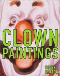 Clown Paintings - Diane Keaton