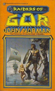 Raiders of Gor - John Norman