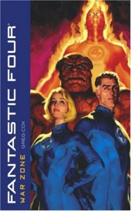 Fantastic Four: War Zone - Greg Cox