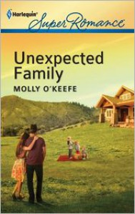 Unexpected Family - Molly O'Keefe