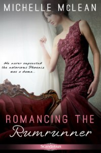 Romancing the Rumrunner (Entangled Scandalous) - Michelle McLean