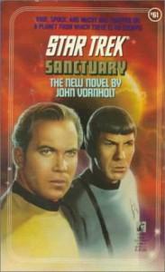 Sanctuary - John Vornholt