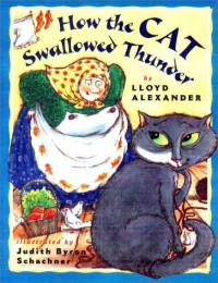 How the Cat Swallowed Thunder - Lloyd Alexander, Judy Schachner