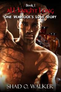 One Warlock's Love Story: All Knight Long - Shad O. Walker