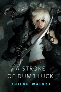 A Stroke of Dumb Luck - J.C. Daniels, Shiloh Walker