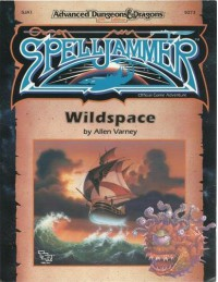 Wildspace - Allen Varney