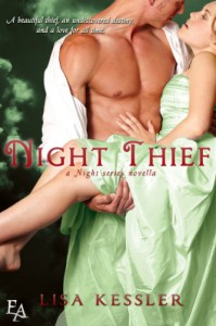 Night Thief: The Night Series Novel (Entangled Ever After) - Lisa Kessler