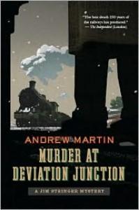 Murder at Deviation Junction  - Andrew Martin