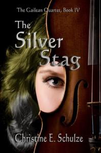 The Silver Stag - Christine E. Schulze