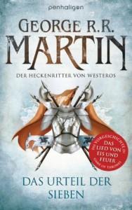 Der Heckenritter von Westeros: Das Urteil der Sieben (German Edition) - Joachim Körber, George R.R. Martin, Andreas Helweg