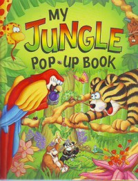 My Jungle Pop-Up Book - Gill Davies, Gill Guile