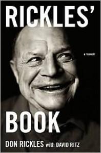 Rickles' Book: A Memoir - Don Rickles, David Ritz
