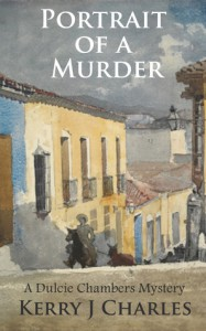 Portrait of a Murder - Kerry J. Charles