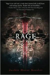Rage  - Jackie Kessler