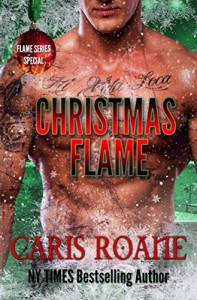 Christmas Flame - Caris Roane