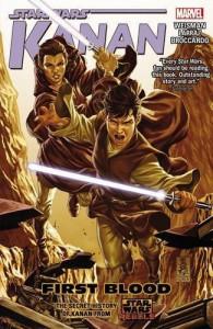 Star Wars: Kanan Vol. 2: First Blood (Star Wars (Marvel)) - Greg Weisman, Pepe Larraz
