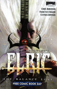 Elric: The Balance Lost Free Comic Book Day Edition - Michael Moorcock, Chris Roberson, Francesco Biagini