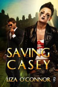Saving Casey - Liza O'Connor