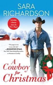 A Cowboy for Christmas (Rocky Mountain Riders, #6) - Sara Richardson